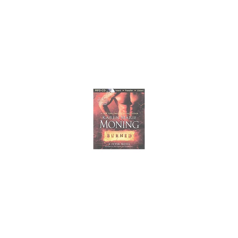 Burned (Unabridged) (MP3-CD) (Karen Marie Moning)