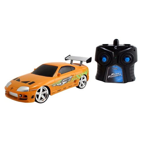 Jada Toys - Fast and Furious 1:24 Radio Control, Brian's Toyota Supra - image 1 of 1
