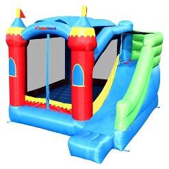 Bounceland Royal Palace Bounce House Inflatable Bouncer, Adult Unisex