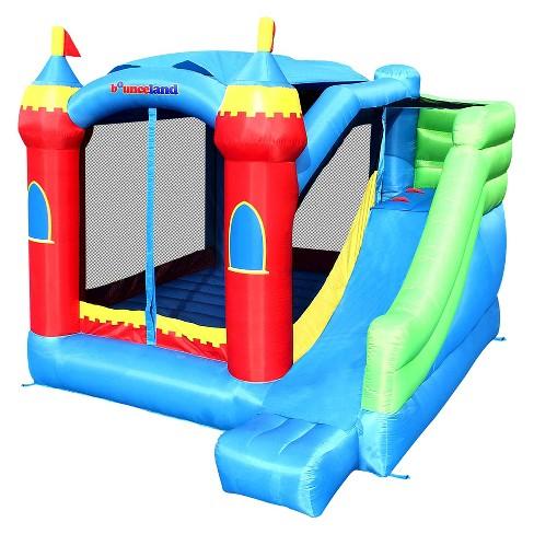 Bounceland Royal Palace Bounce House Inflatable Bouncer - image 1 of 4