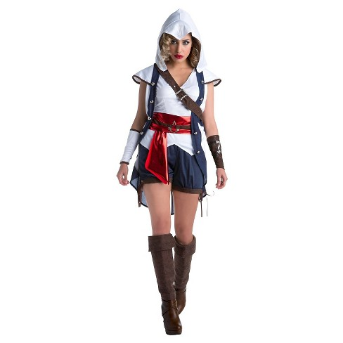 Assassin's Creed Connor Women's Connor Costume - image 1 of 1