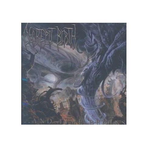 Decrepit Birth - And Time Begins... (CD) - image 1 of 1