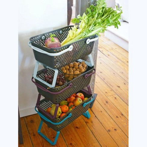 Multipurpose Garden Basket, Mod Hod, For Carrying, Cleaning, and Collecting - Gardener's Supply Company - image 1 of 4
