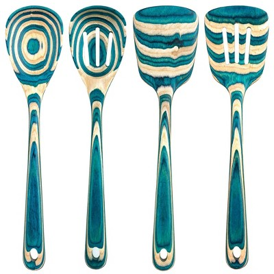 Baltique 4pc Mykonos Utensil Set
