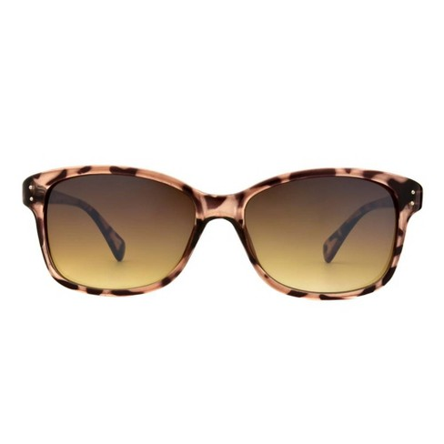 Women's Cateye Sunglasses- A New Day™ Brown - image 1 of 1