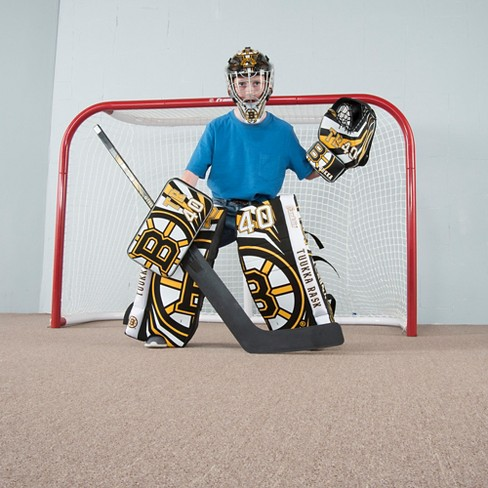 Franklin Sports Tuukka Rask Goalie Equipment Set Target