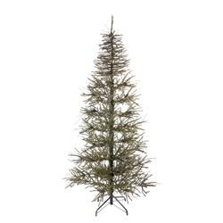 Northlight 6' Unlit Artificial Christmas Tree Slim Warsaw Twig
