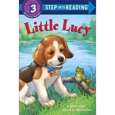 Little Lucy - (Step Into Reading - Level 3 - Quality) by  Ilene Cooper (Paperback)