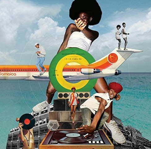 Thievery Corporation - Temple Of I & I (CD) - image 1 of 1