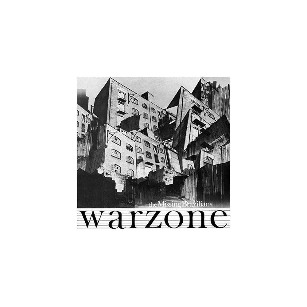 Missing Brazilians - Warzone (Vinyl)