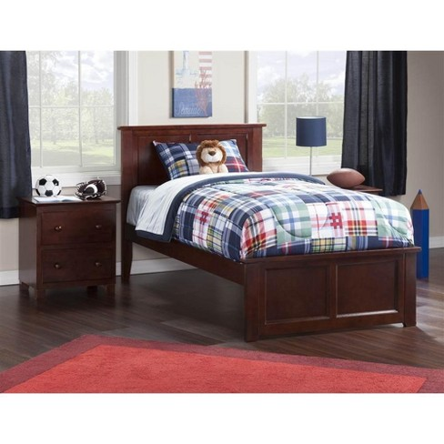 Madison Twin Bed With Matching Foot, Atlantic Bed And Furniture