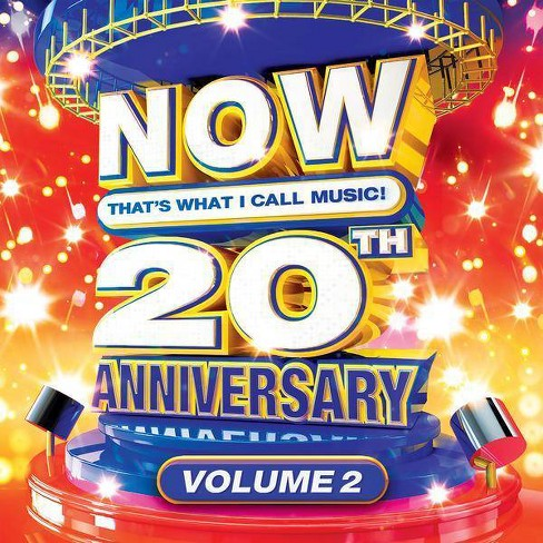 Various Artists NOW 20th Anniversary V2 (CD) - image 1 of 1