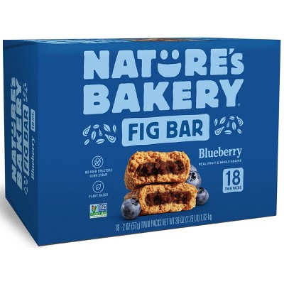 Nature's Bakery - Blueberry - 18ct