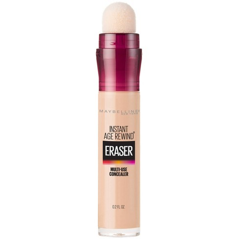 Maybelline Instant Age Rewind Multi-Use Concealer Medium to Full Coverage - 0.2 fl oz - image 1 of 4