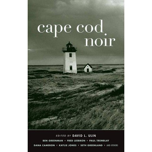 Cape Cod Noir - (Akashic Noir) (Paperback) - image 1 of 1