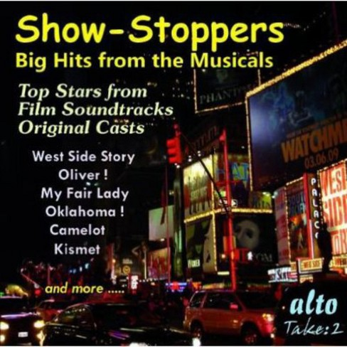 Various - Top original hits from 6 classic broa (CD) - image 1 of 1