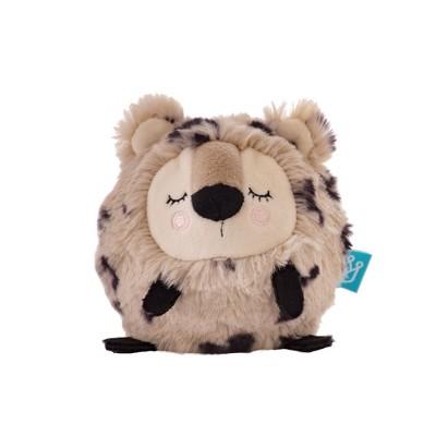 Manhattan Toy Squeezable Leopard Stuffed Animal
