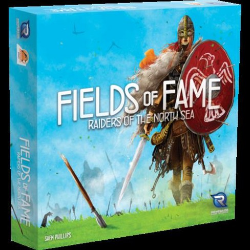 Raiders of the North Sea - Fields of Fame Expansion Board Game - image 1 of 1