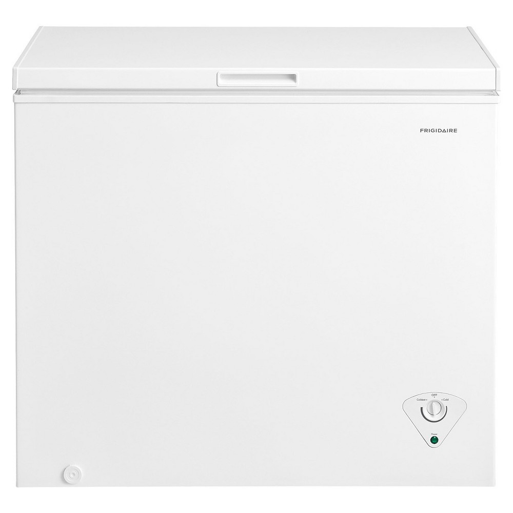 Image of Frigidaire 7.0 cu ft Chest Freezer White