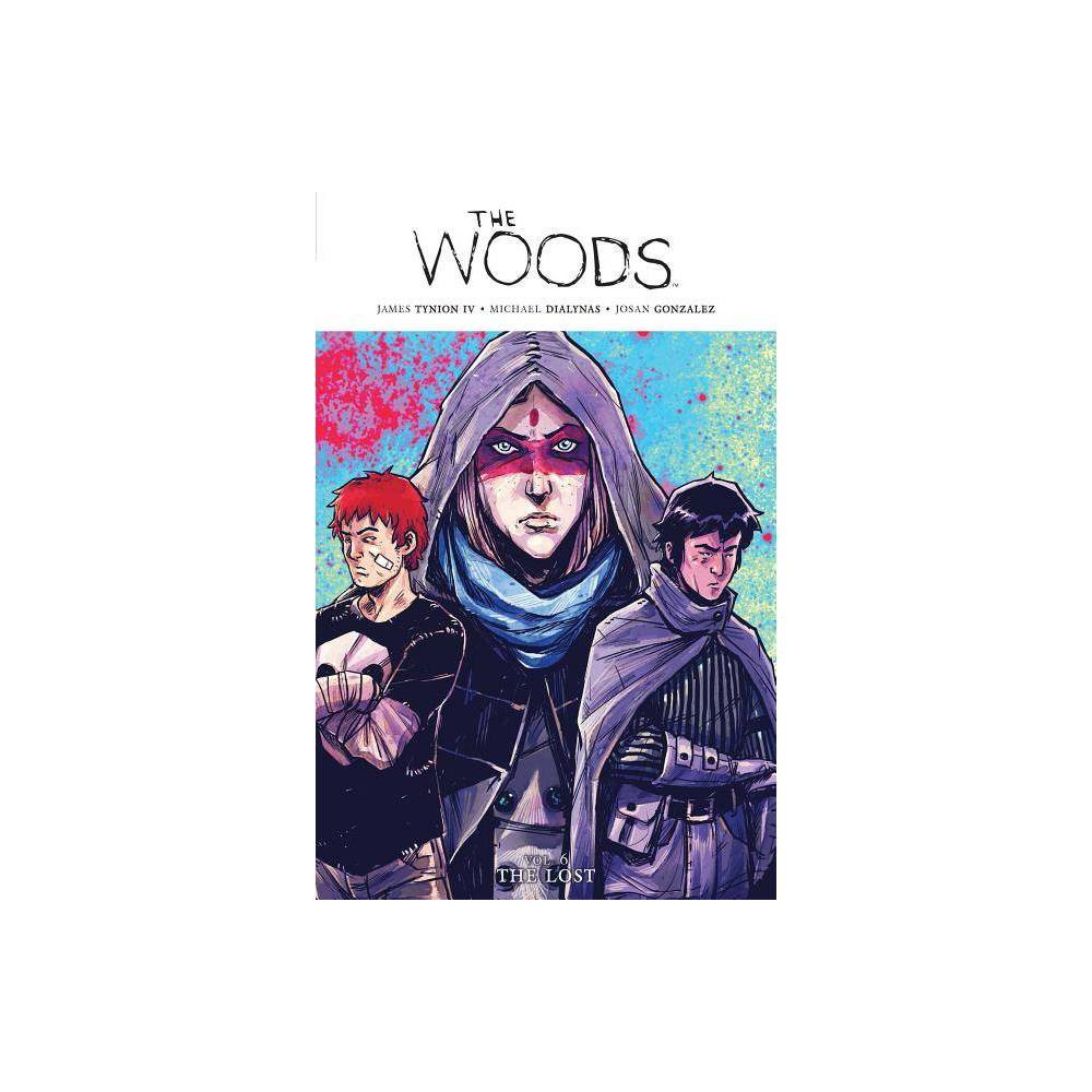 The Woods Vol 6 By James Tynion Iv Paperback