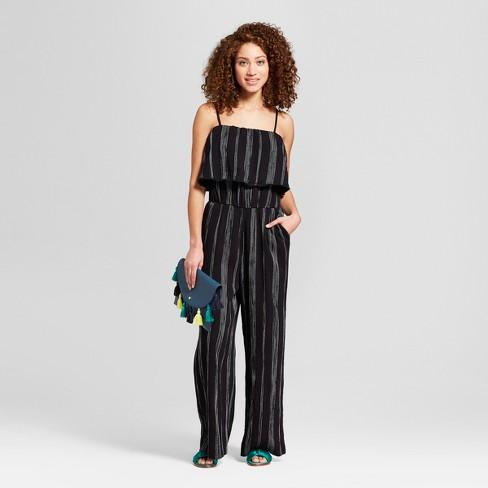 Hasil gambar untuk striped jumpsuit