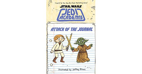 Attack of the Journal (Hardcover) (Jeffrey Brown) - image 1 of 1