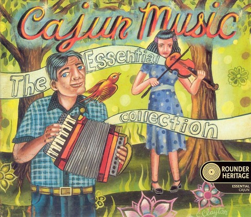 Various - Cajun music:The essential collection (CD) - image 1 of 1
