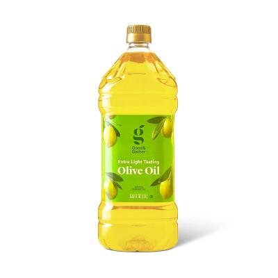 Extra Light Tasting Olive Oil - 50.8oz - Good & Gather™