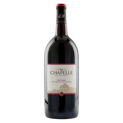 Ste Chapelle Soft Red Wine - 1.5L Bottle