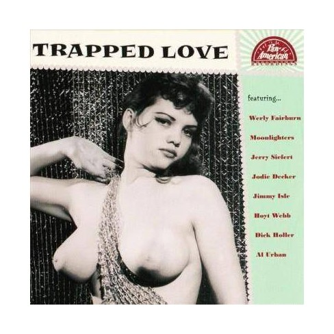 Various - Trapped Love (CD) - image 1 of 1