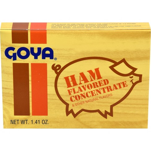 Goya Ham Flavored Concentrate 1.41 oz - image 1 of 3