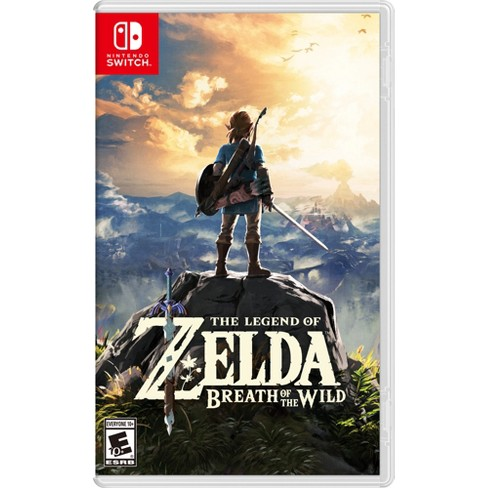 The Legend of Zelda: Breath of the Wild - Nintendo Switch - image 1 of 5