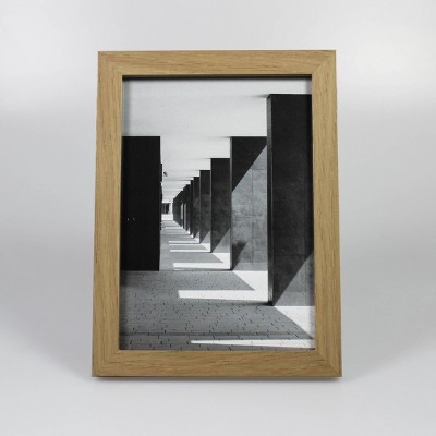 "5"" x 7"" Thin Grain Frame Wood - Made By Design™"