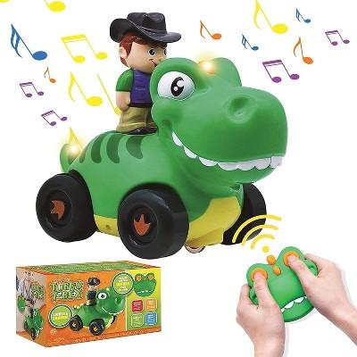 Play-Act Dinosaur Toddler RC Car