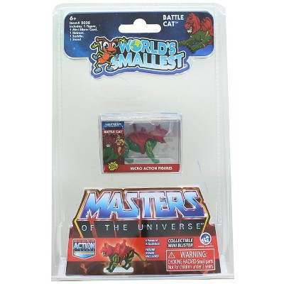 Super Impulse Masters of the Universe World's Smallest Micro Action Figure | Battle Cat