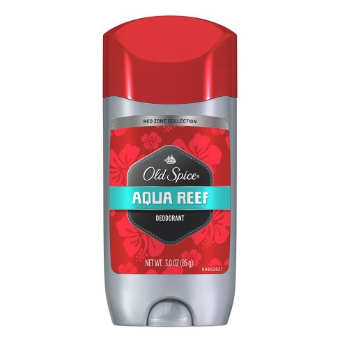 Old Spice Red Zone Aqua Reef Deodorant - 3oz - image 1 of 1