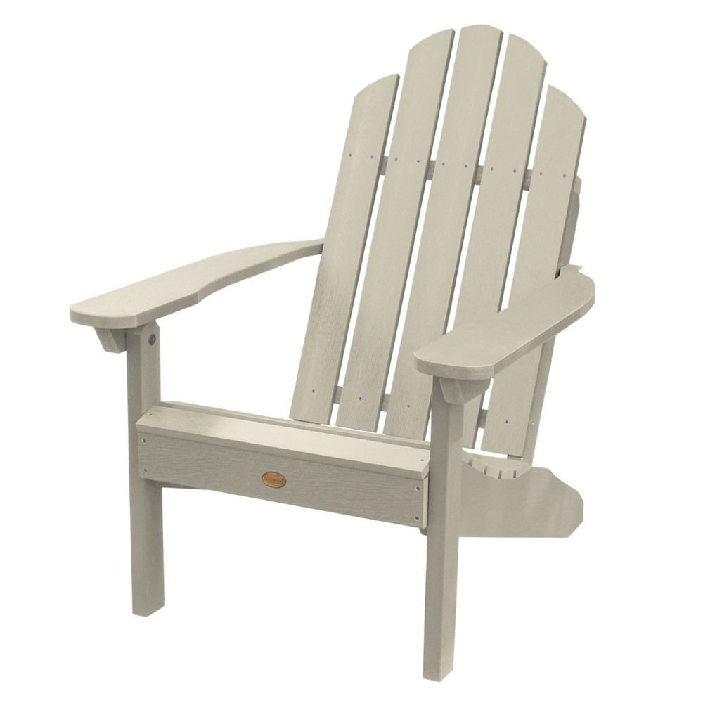 Classic Westport Adirondack Chair Whitewash - Highwood, Off White