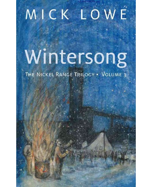 Wintersong (Paperback) (Mick Lowe) - image 1 of 1