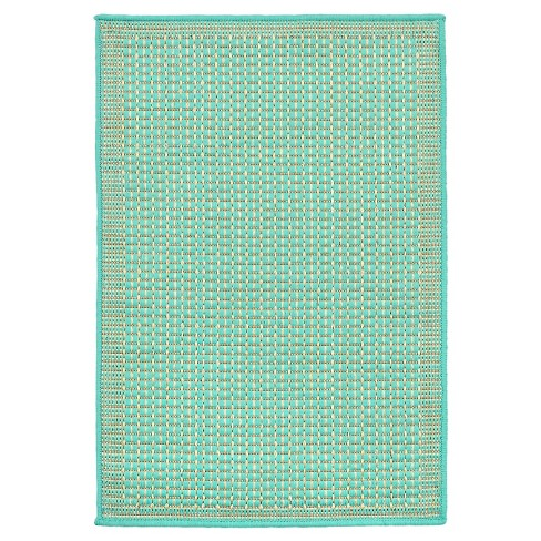 Terrace Texture Turquoise Rug - Liora Manne - image 1 of 1