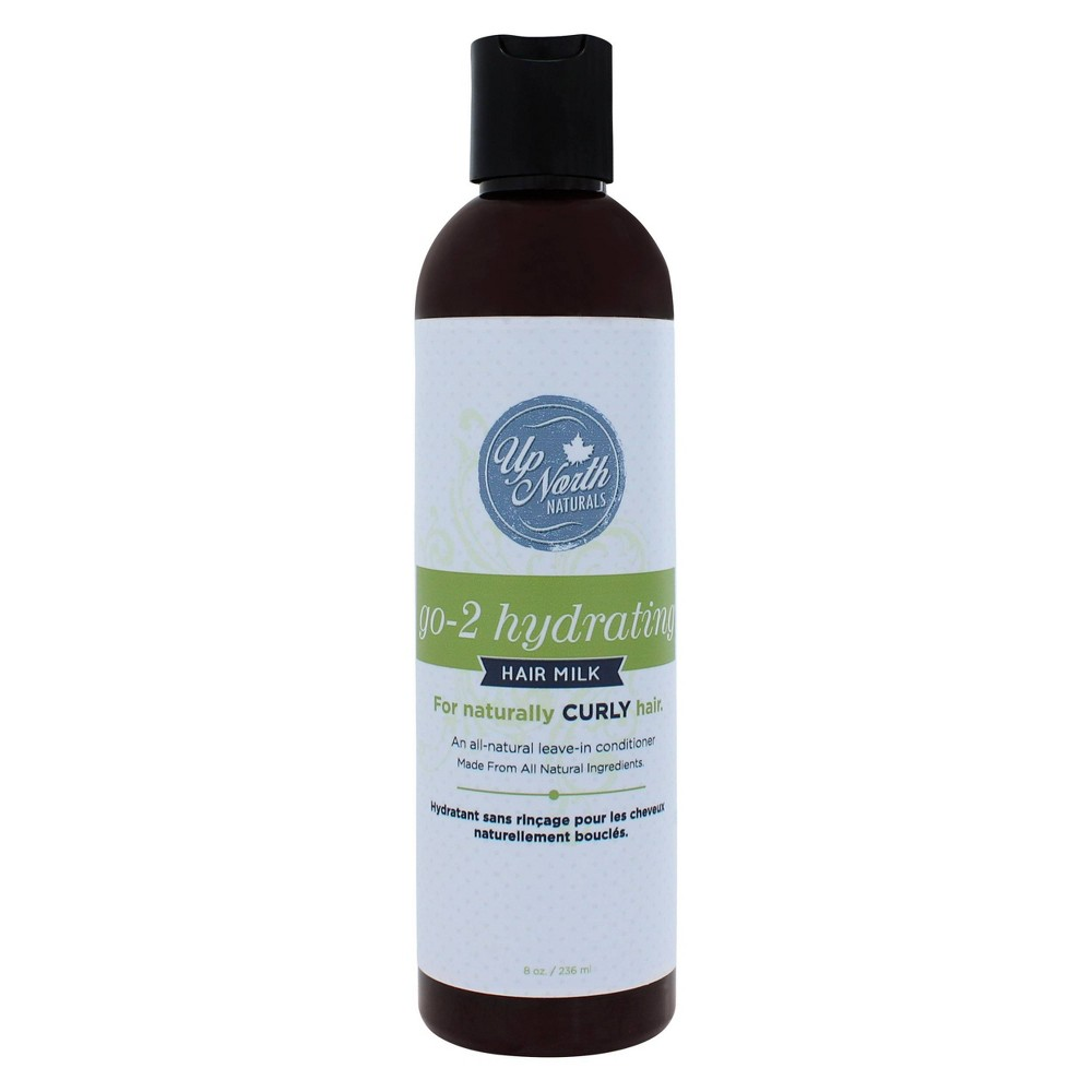 Image of Up North Naturals Hydrating Hair Milk - 8oz