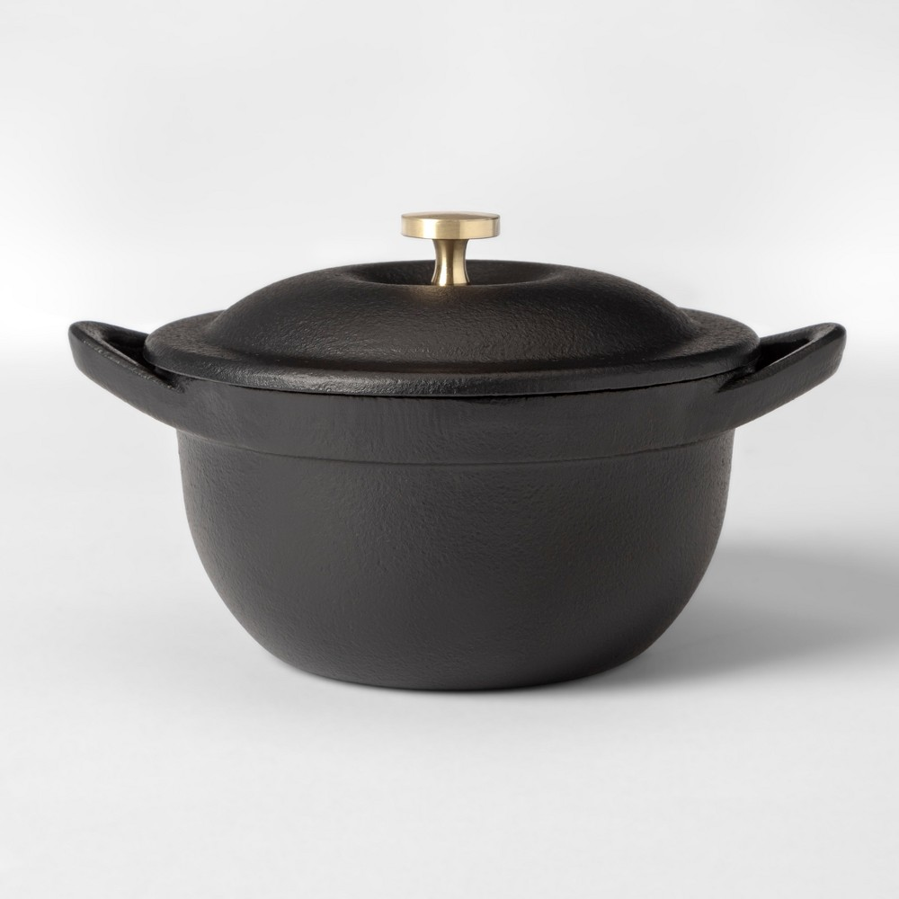 Image of Cravings by Chrissy Teigen 13.28oz Mini Cast-Iron Dutch Oven