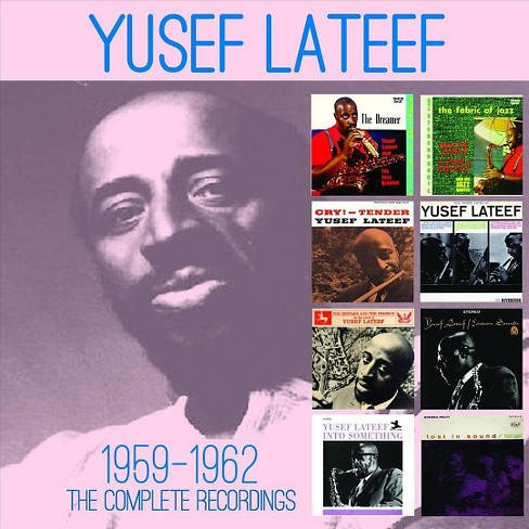 Yusef lateef - Yusef lateef:Complete recording 59-62 (CD) - image 1 of 1