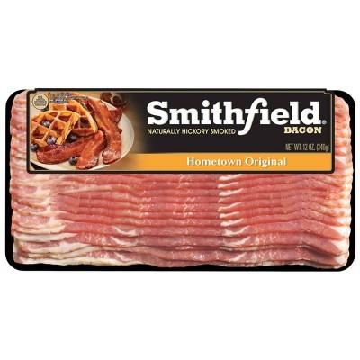 Smithfield Hometown Original Bacon - 12oz