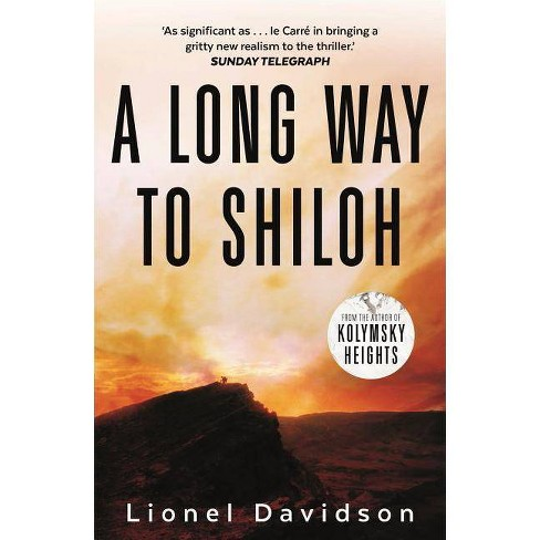 A Long Way to Shiloh - by  Lionel Davidson (Paperback) - image 1 of 1