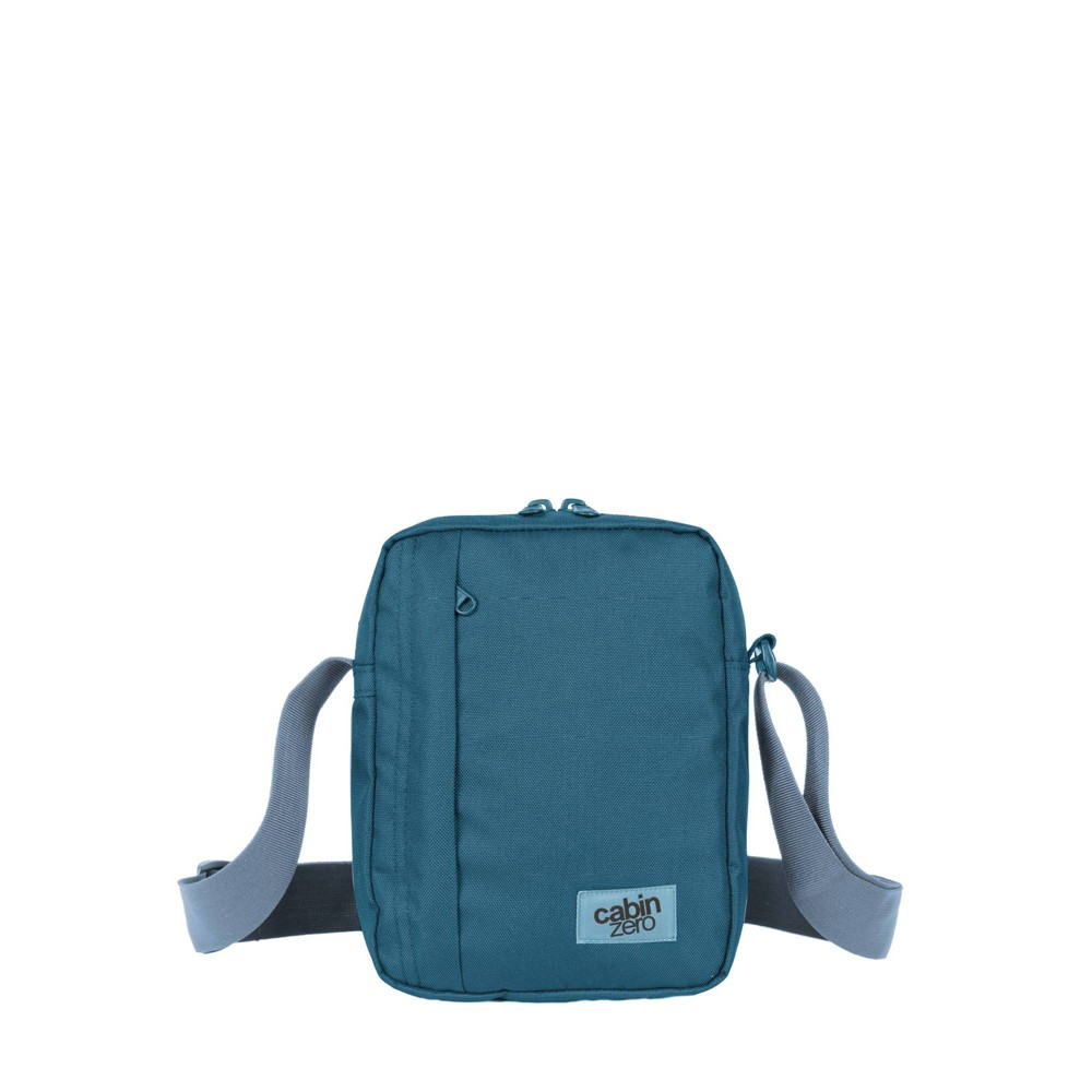 Cabinzero Rfid 3l Sidekick Bag Aruba Blue