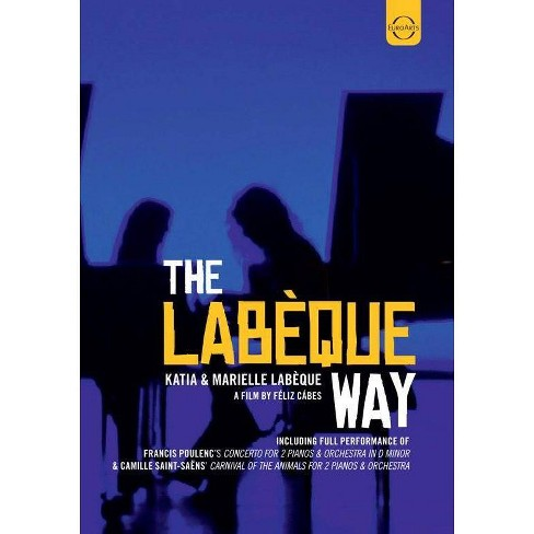 Katia & Marielle Labeque: The Labeque Way (DVD) - image 1 of 1