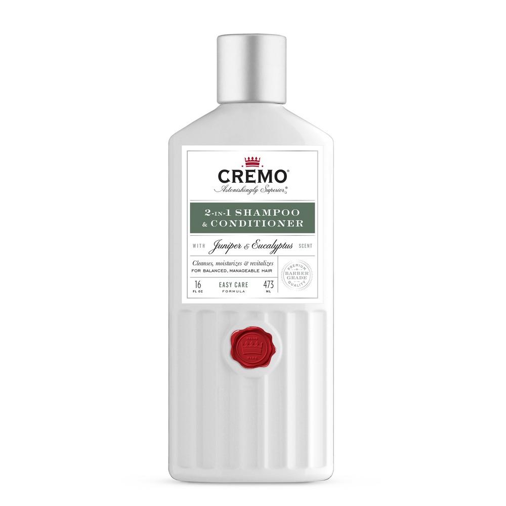 Image of Cremo 2-in-1 Shampoo & Conditioner - 16oz