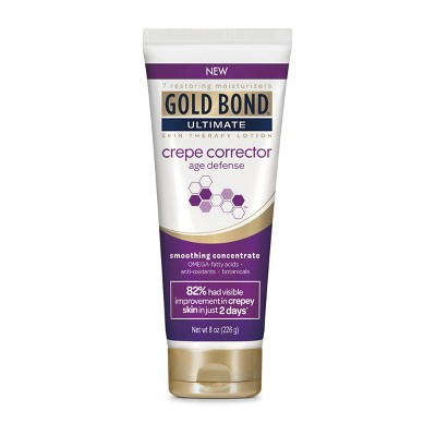 Gold Bond Ultimate Crepe Corrector Age Defense Hand and Body Lotion - 8oz