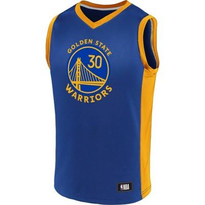 NBA Golden State Warriors Boys' Jersey