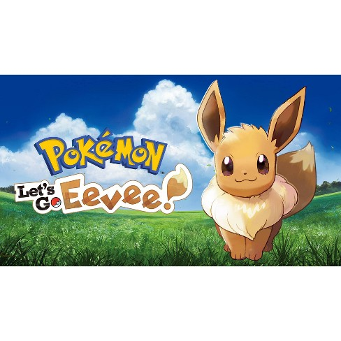 Pokemon: Let's Go, Eevee! - Nintendo Switch (Digital) - image 1 of 4